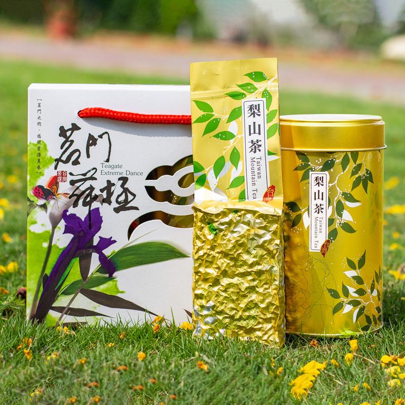 【金牌卖家】台湾梨山茶高山乌龙高冷茶叶进口原装清香型高级茶叶