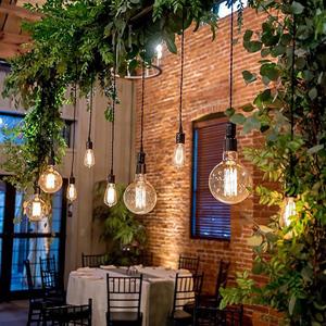 求婚布置挂灯创意森系婚礼氛围灯