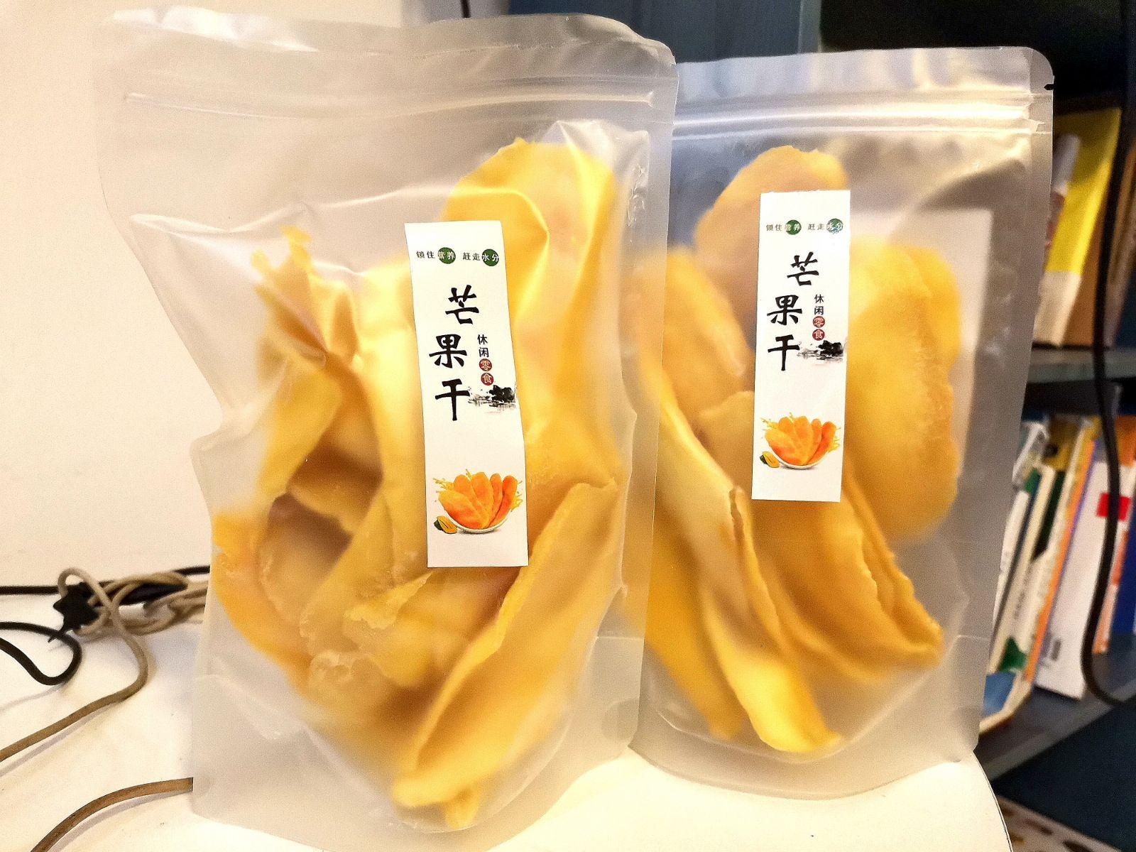 芒果干500g芒果干散装一斤装芒果干一箱泰国芒果干芒果干果水果干