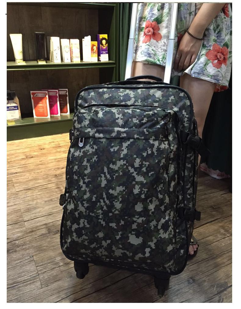拉杆背包双肩旅行包女超轻拉杆袋男大容量20寸万向轮可登机行李箱