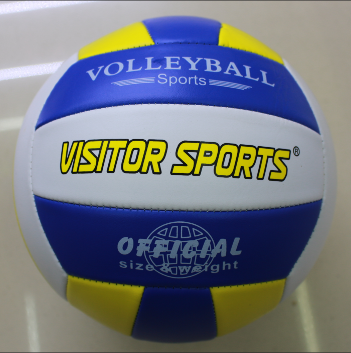 National No.5 high foaming soft volleyball test standard