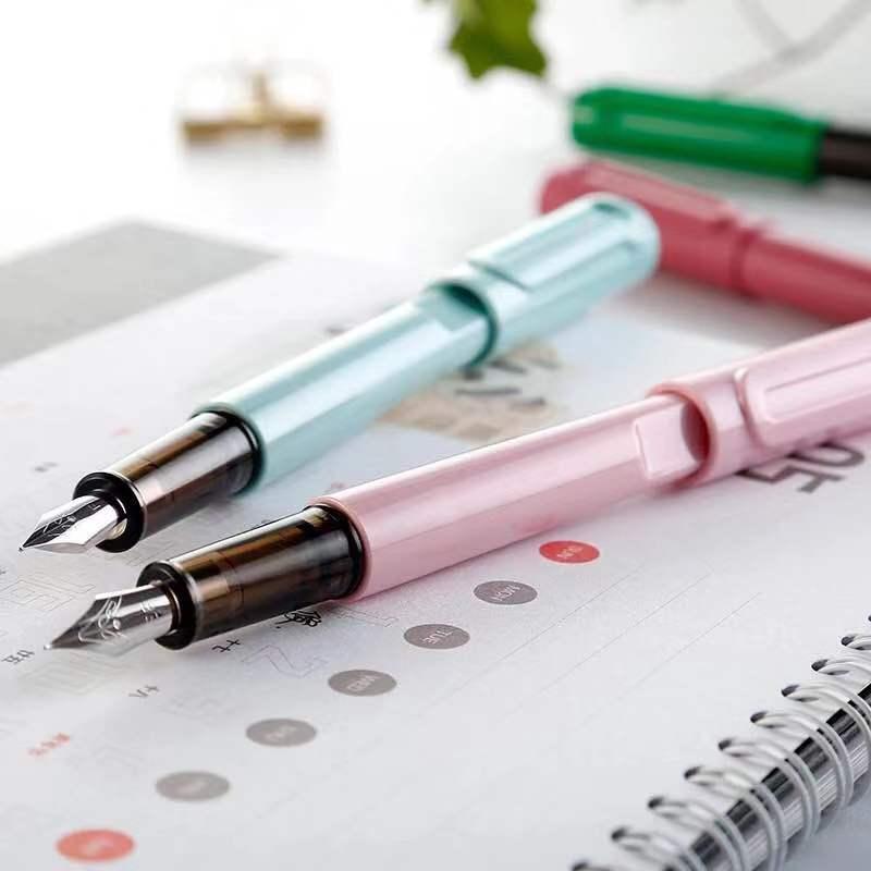 小文青簡約万年筆学生習字万年筆手帳専用万年筆入門万年ペンサイン付き万年筆プレゼント