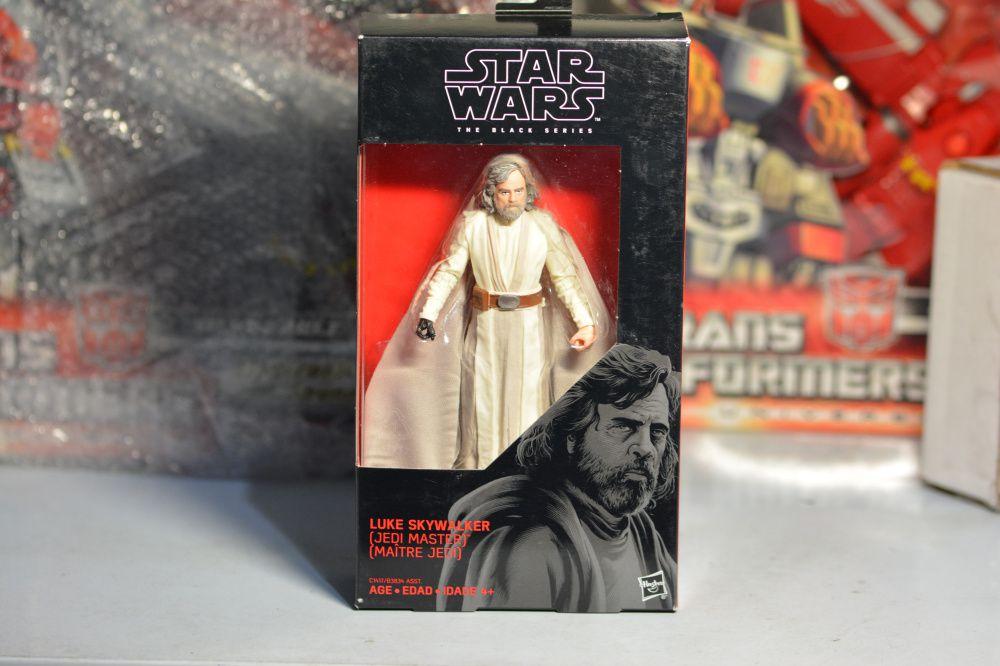 STAR WARS 星球大战8 6寸 EP8 老年卢克 全新盒装现货