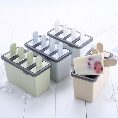 雪糕模具儿童冰淇淋模具盒子家用冰棍冰棒自制冰块冰糕冰激凌冰格