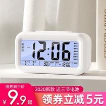 静音创意艺术时钟中国风简约装饰家用蔻安娜新中式钟表挂钟客厅