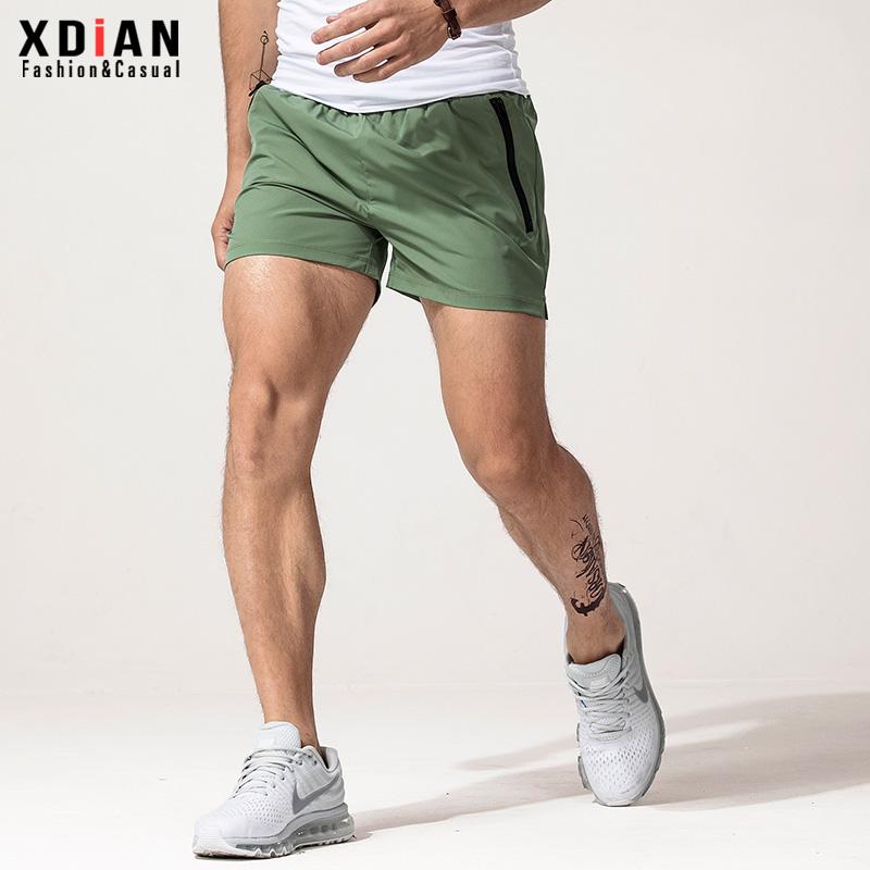 马拉松运动短裤男夏季男士跑步三分裤健身速干透气田径弹力3分裤