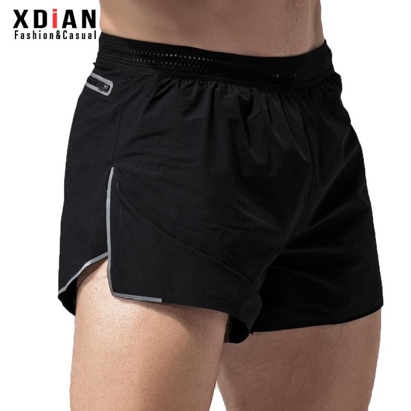 (用39元券)运动短裤男士跑步三分裤宽松速干田径健身训练马拉松3分裤夏季潮