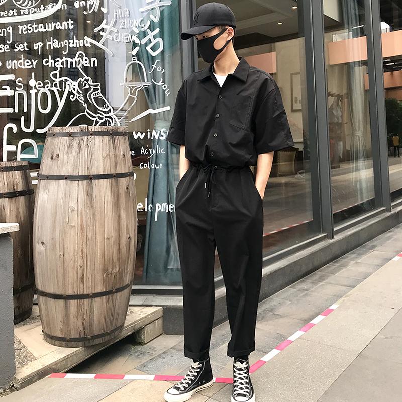 五折促销橙子小哥studio2019新款日系复古男