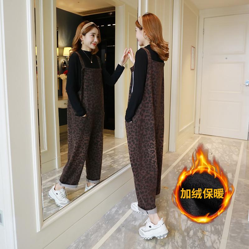 韩版孕妇裤