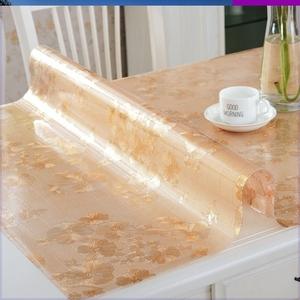 简约正方形桌布pvc塑料餐桌布台布防水防油免洗四方桌八仙桌垫布