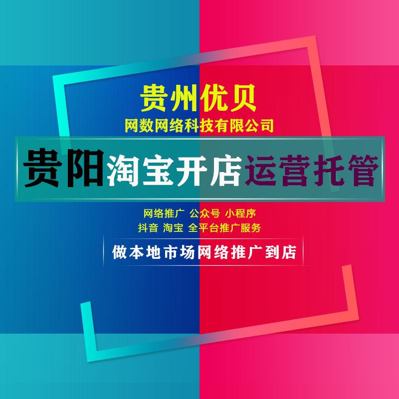 贵州淘宝主图详情页制作推广运营文案策划广告语设计培训教学