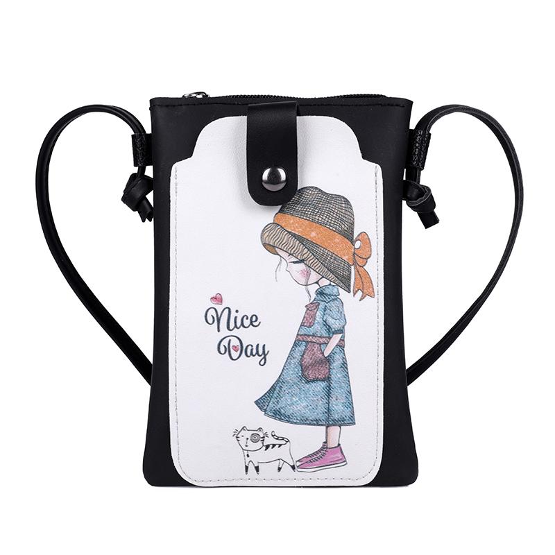 手机包女斜挎2020新款潮装手机的小包包夏季迷你韩版夏天百搭单肩