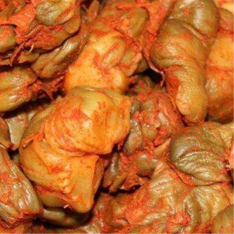 榨菜一箱装商用散装大包装窄菜5斤航空小菜学生儿童五香全形榨菜