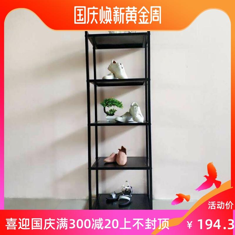 服装店展示包包架子铁艺落地式鞋架(用5元券)