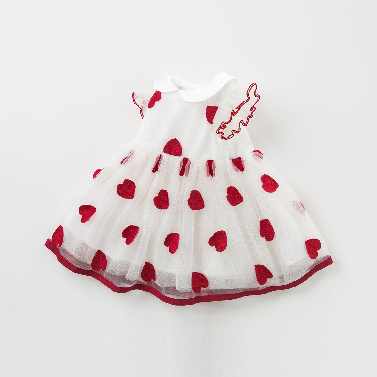 Davi Bella children's clothing girl summer dress small boy baby princess skirt children's skirt girl baby clothes