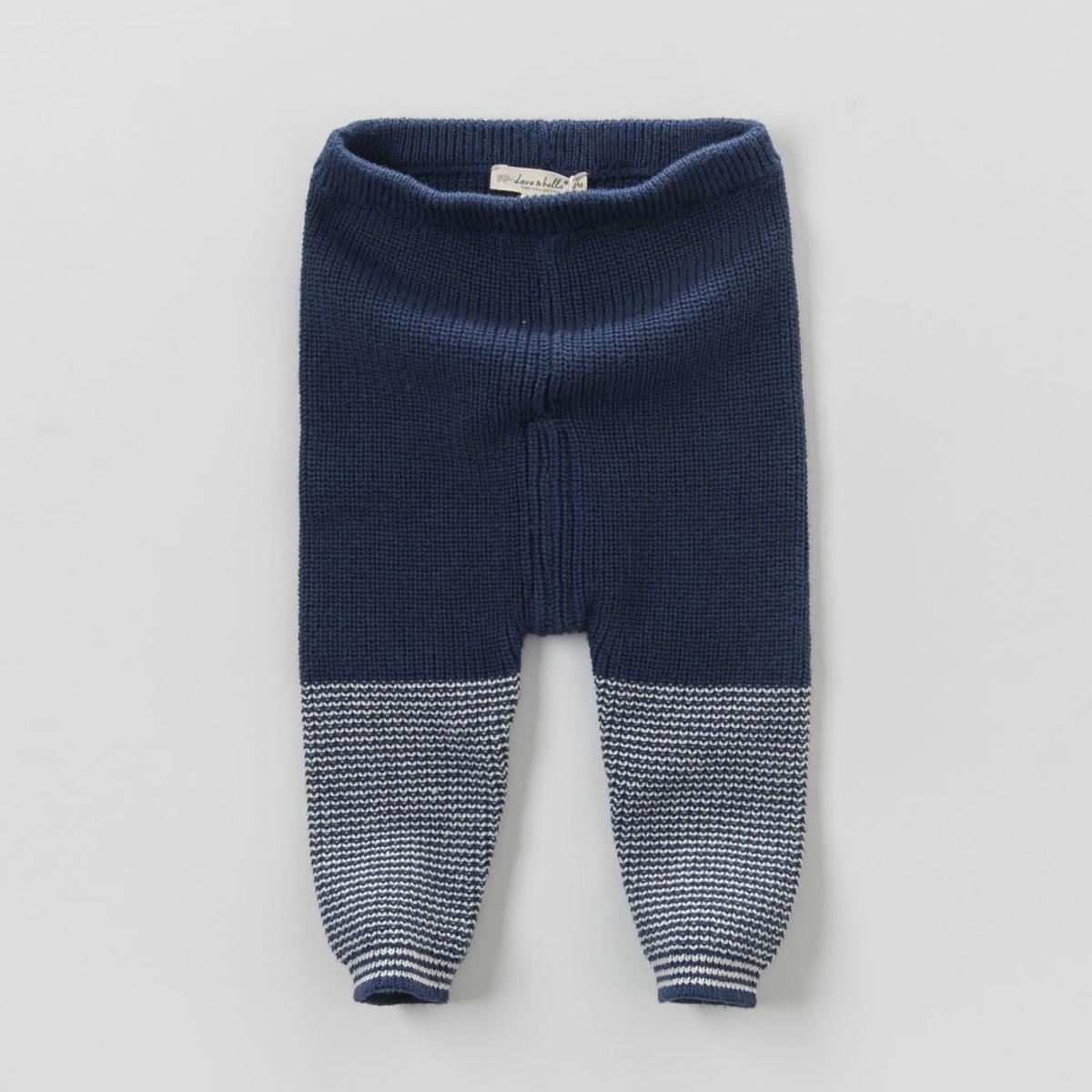 davebella戴維貝拉2016男童 針織褲子 寶寶毛線褲 KZ