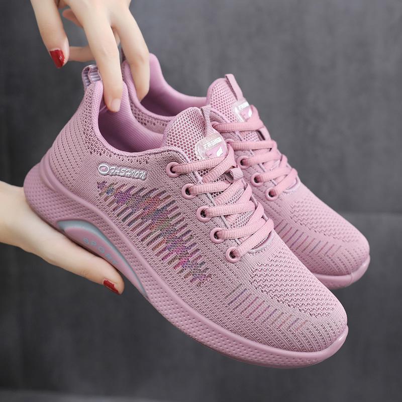 新款老北京布鞋女鞋子休闲单鞋中老年健步鞋软底女舒适防滑妈妈鞋