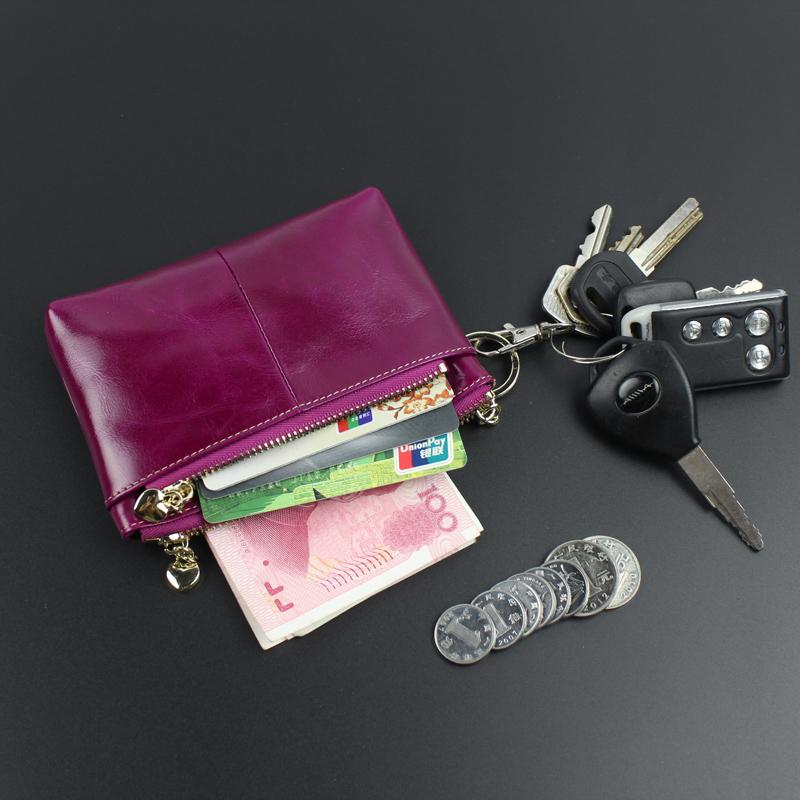 钥匙硬币袋零钱包