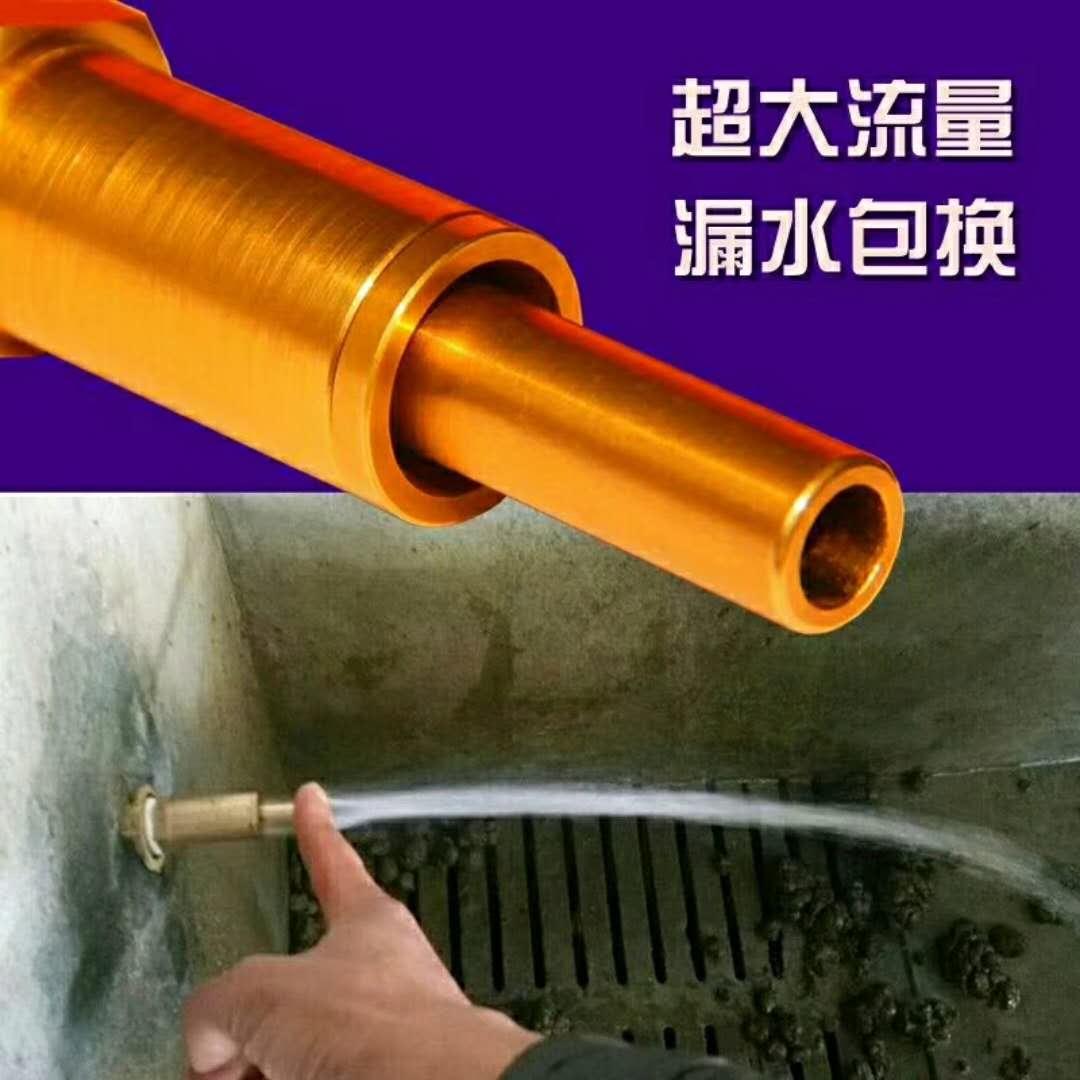 母猪肥猪用大流量水嘴饮水器流量可调节防喷溅不漏水全铜爱牧帮