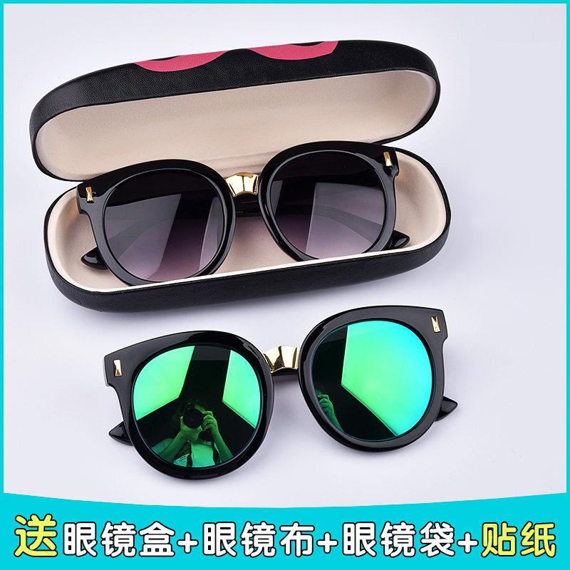 儿童眼镜太阳镜男童女童墨镜防紫外线眼镜宝宝太阳眼镜2-10岁
