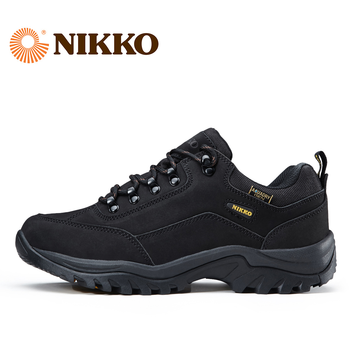 Nikko日高鞋防水登山鞋男秋冬户外鞋女防滑耐磨徒步鞋男士爬山鞋 - 封面