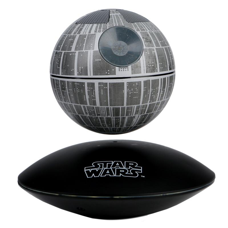 正版星球大战STARWARS死星磁悬浮蓝牙无线音响小型音箱迷你重低音