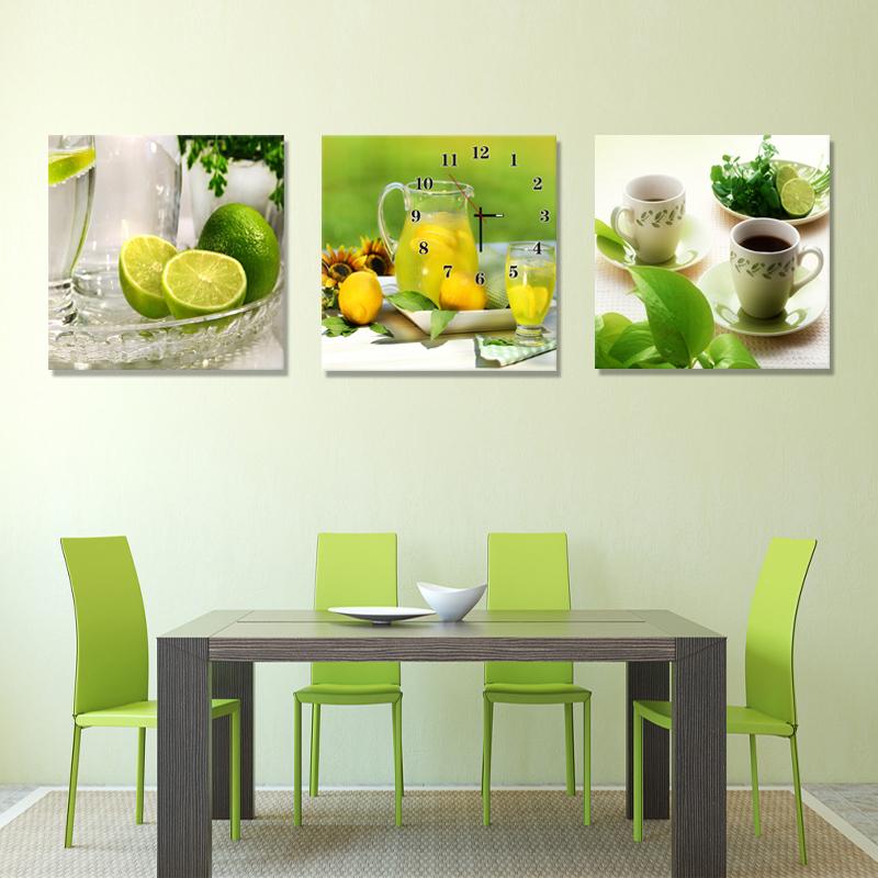 现代客厅餐厅水果厨房免打孔装饰画11月26日最新优惠