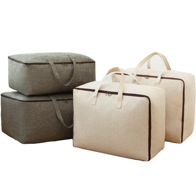 裝被子的袋子衣物棉被子收納袋衣服整理袋衣物搬家神器打包行李袋
