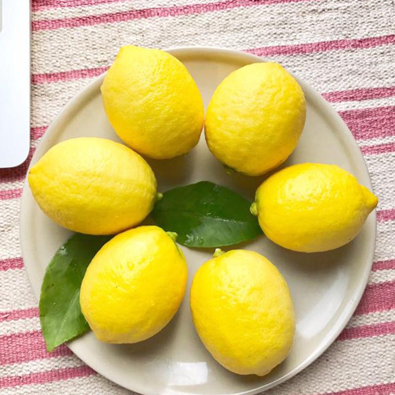 【大果1斤】我是果师四川安岳黄柠檬热销0件限时抢购