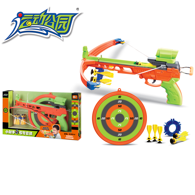 Childrens new 3-14-year-old ejection baby shooting archery toy traditional outdoor safety boys Sports Park