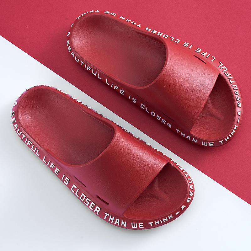 远港夏季网红同款运动ins潮可湿水凉拖鞋女外穿时尚女士厚底情侣