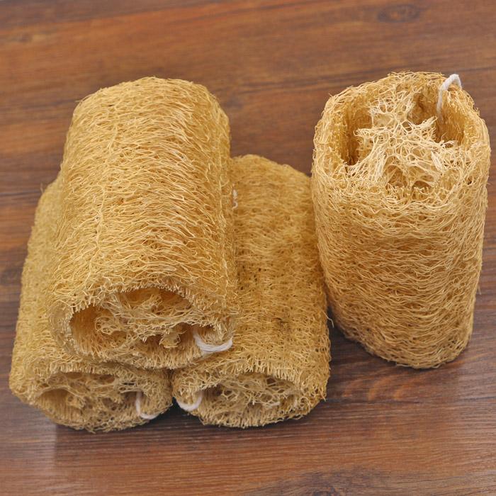 丝瓜络洗碗刷锅神器农家老干丝瓜瓤搓澡巾搓背沐浴擦不沾油百洁布