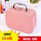 可爱迷你网红化妆包小号便携式化妆包旅行化妆盒简约韩版带镜子