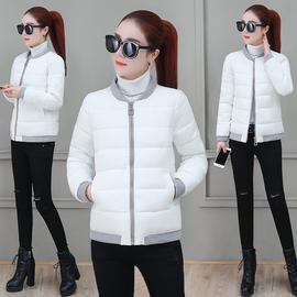 2020冬季新款羽绒棉服女短款外套韩版大码面包服棉袄宽松加厚棉衣