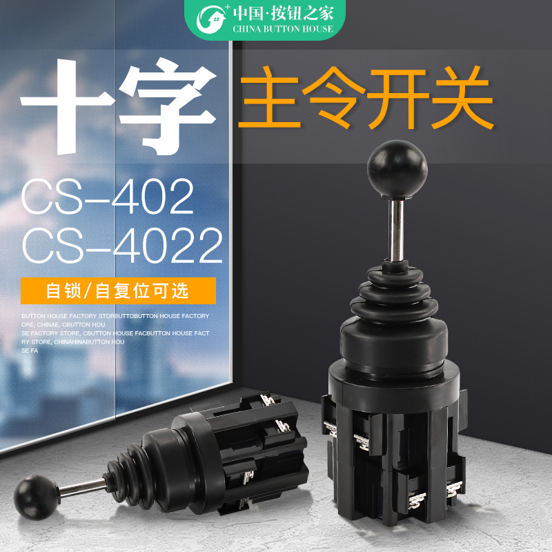 Manufacturers Cross master switch cs-4022 Cs-402 four way self reset self locking switch rocker switch