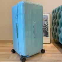 36寸超大容量行李箱男ins网红旅行箱女32寸加厚拉链万向轮拉杆箱