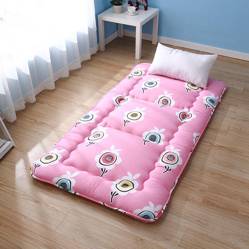 桑贡世家加厚榻榻米床垫学生宿舍单人双人1.5m垫被1.8m床褥褥子,可领取15元天猫优惠券