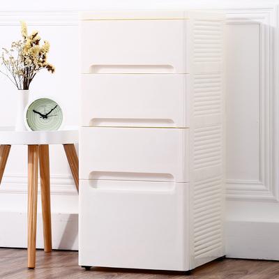 Heightening the gap between drawer storage cabinet plastic 35cm wide bathroom finishing cabinet kitchen bedroom storage cabinet