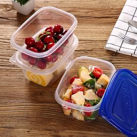 透明塑料食品包装盒蛋糕饼干点心曲奇糕点水果千层一次性盒子饭盒图片
