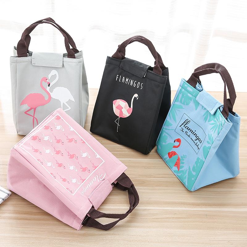 大号手提装饭盒袋的手提包带饭铝箔防水包包加厚保温包便当盒袋