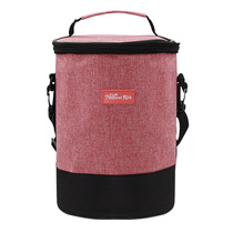 Thickened Ice bag oxford cloth bento Waterproof Lunch box bag thermostat lunch bag insulation bag fresh bag
