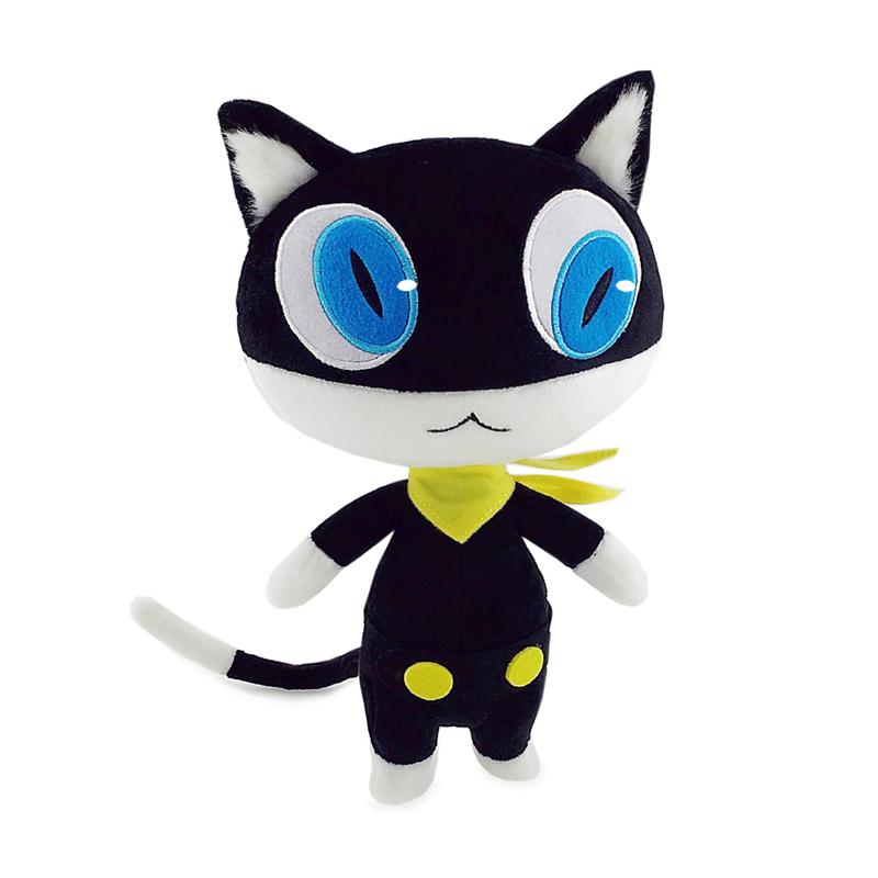 漫舞东金女神异闻录5cos 周边 摩尔加纳 MONA 黑猫公仔已注册版权