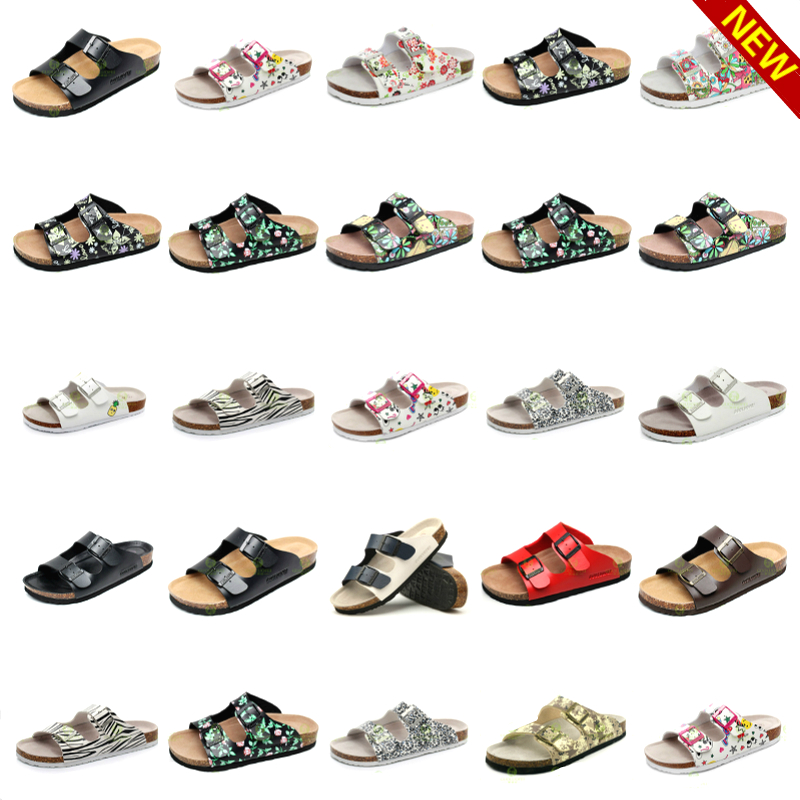 British cork slippers mens summer large Korean casual couple beach sandals mens fashion flat bottomed flip flop women