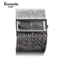 时尚手链腕表新款时装表38节礼物法国Eternelle欧美风石英表女