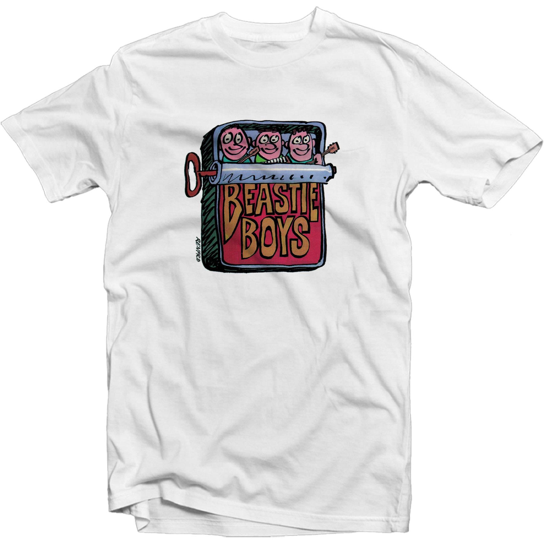 1998 Beastie Boys Hello Nasty Shirt T恤