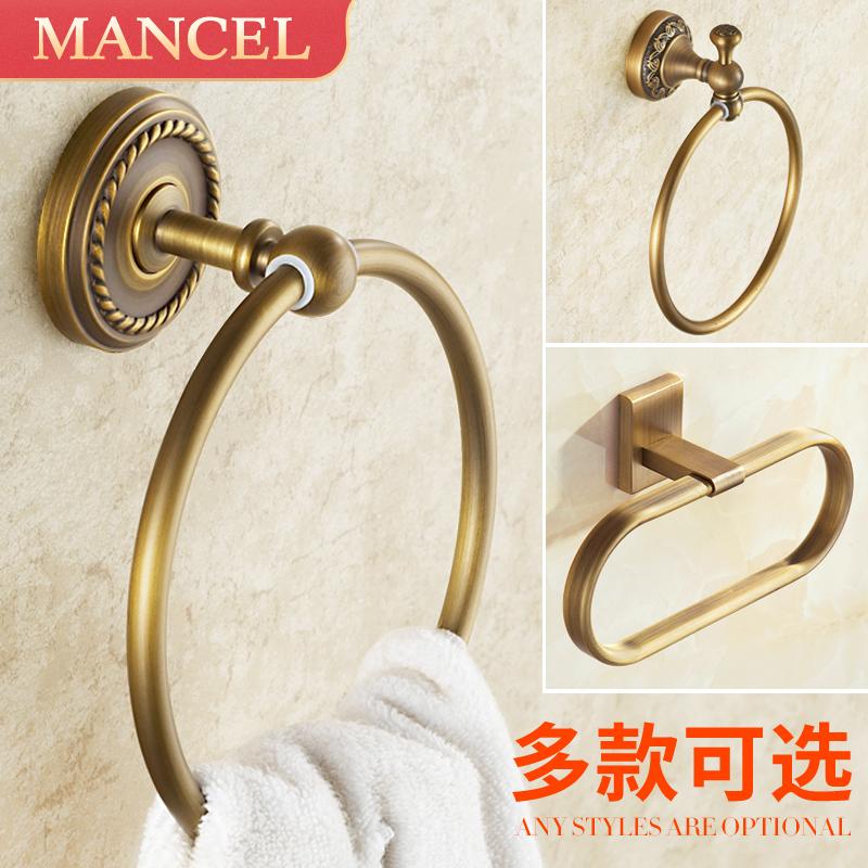 Кольцо вешалка для полотенца Артикул 19281453809