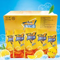 康师傅冰红茶250ml24瓶纸盒装整箱柠檬茶饮品