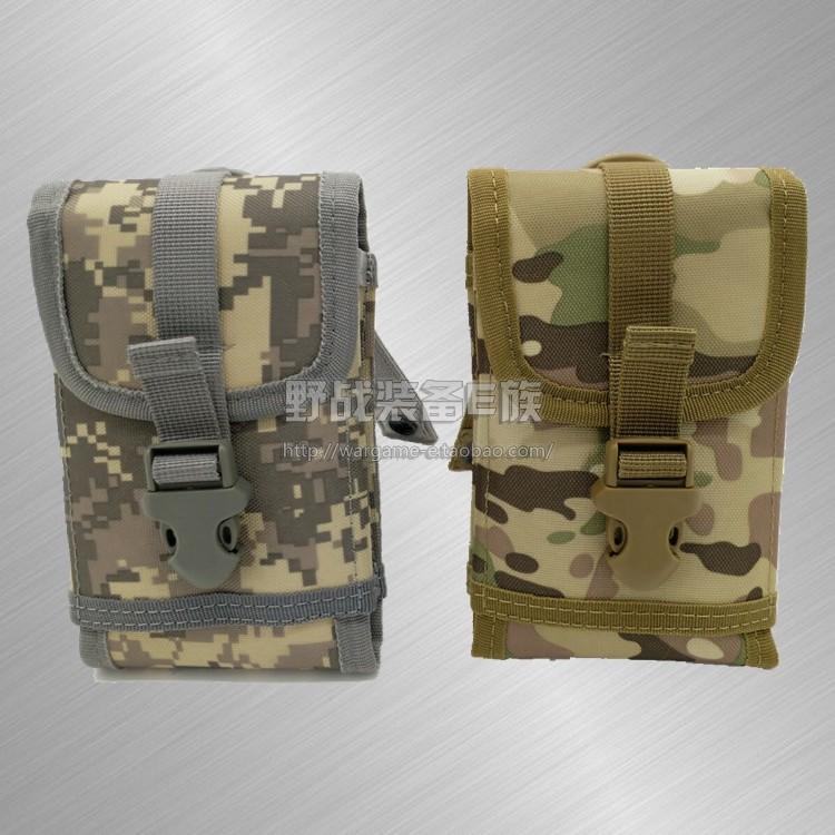 户外爆款多功能战术手机包运动休闲腰包5.5寸/6寸男穿皮带手机包