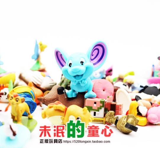 潮玩公仔 猫和老鼠 杰瑞 大耳朵老鼠 卡通动漫玩偶模型摆件玩具