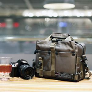 吉尼佛摄影单肩数码相机包佳能200单反5d索尼康微单斜挎男女51170